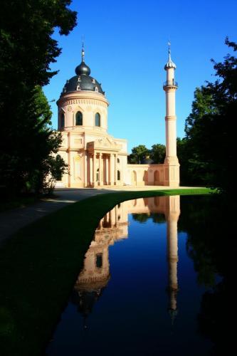 Masjid di Istana Schwetzingen, Jerman