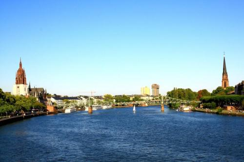 Sungai Main, Jerman