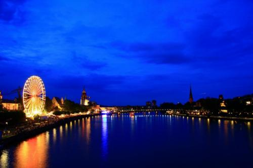 Sungai Main, Frankfurt
